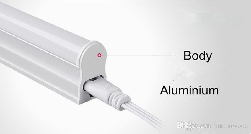 85-265V Warranty 3 Years 1.2m 18W 4ft LED Tube T5 LED Tube 1200mm G13 Bulb Lights Fluorescent Lamp Daylight Lighting