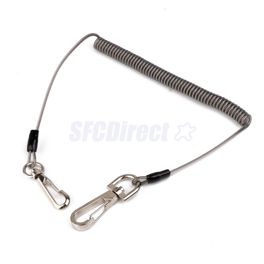 2018 Wholesale Magideal Stainless Steel Wire Core Fishing Lanyard ...