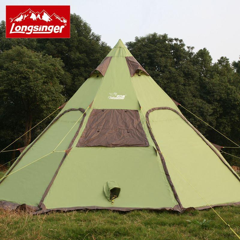 Longsinger High Quality 8 12 Tent Outdoor C&ing Yurt Field Professional Large Hiking Tent Tent Sales 4 Man Tent From Freehappy $148.92| Dhgate.Com & Longsinger High Quality 8 12 Tent Outdoor Camping Yurt Field ...