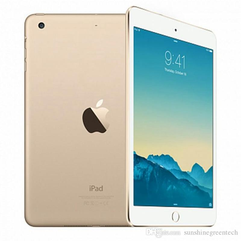 Refurbished iPad mini 4 Cellular 16GB 64GB 128GB Original Apple IOS Tablet A8 7.9 inch with Touch ID Tablet PC