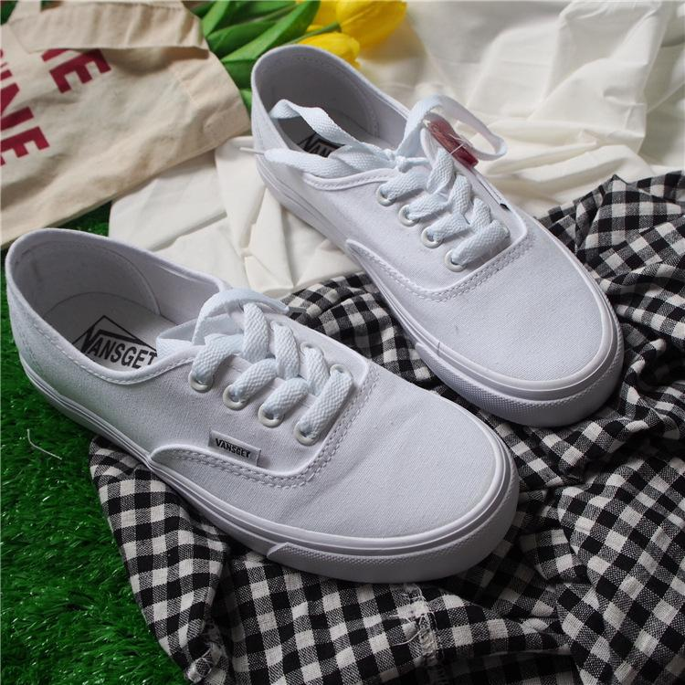 1966 Men WomenS Shoes Canvas Pu Spring Comfort Sneakers For Casual Black Red Daily Blue Khaki Dress Wedge