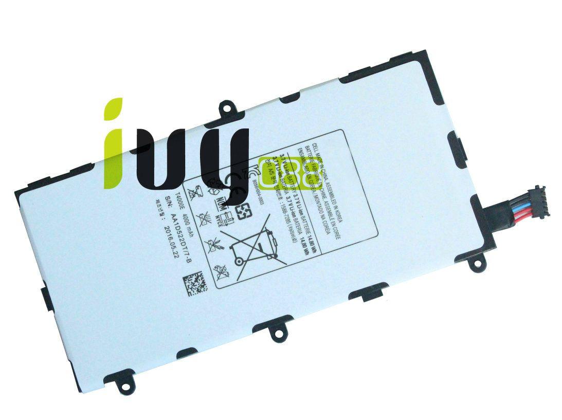 محفظة / الكثير 4000mAh البطارية T4000E الأصل البطارية لسامسونج جالاكسي تاب 3 7.0 T210 T211 T215 بطاريات T210R T217A T2105 GT P3210 P3200 الكمبيوتر اللوحي