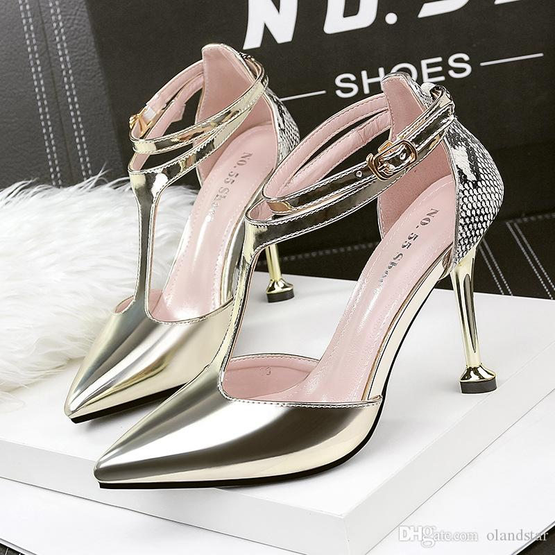3512aadd0a5354 Fashion Lady Dress Shoes Sexy Clubwear Women Pumps Heels Thin High ...