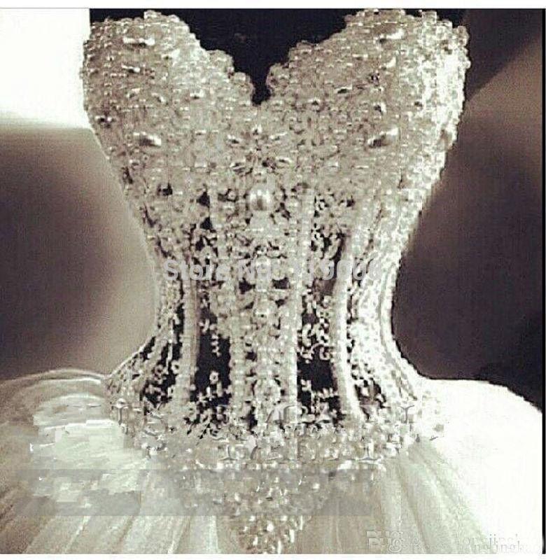 화이트 2021 봄 새로운 웨딩 드레스 아가씨 레이스 업 링크 워치 크리스탈 바닥 길이 민소매 아플리케 가운 플러스 크기