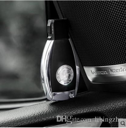 Apple Tree Key Cover For Mercedes Benz Amg Logo W203 W204