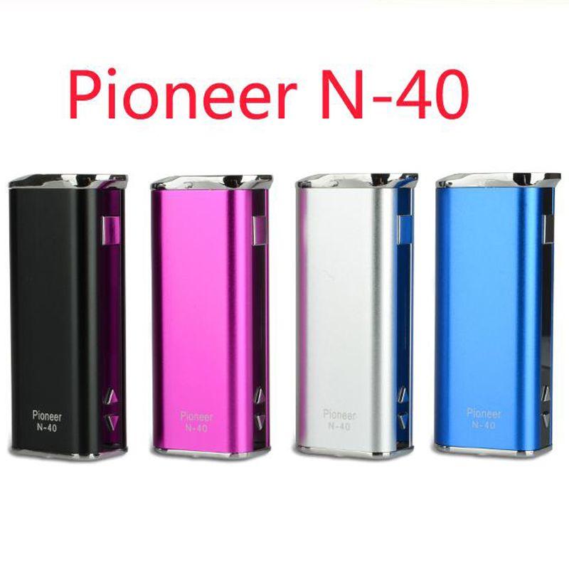 Pioneer N-40 40w box mod طقم بسيط يناسب vs kanger topbox mini fit for subtank nano Aspire nautilus tank