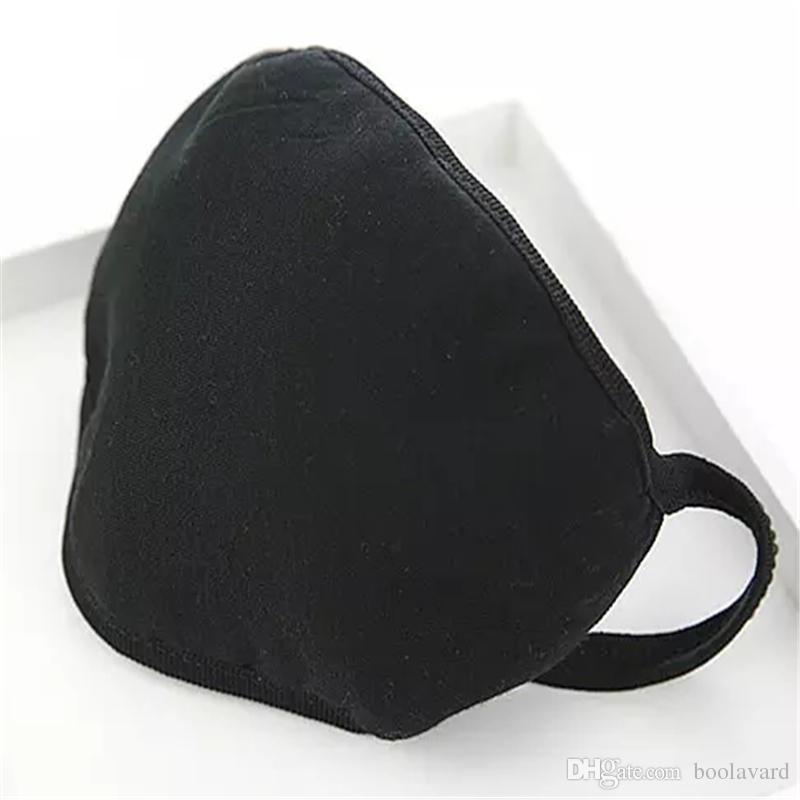 Anti-Dust Cotton Mouth Face Mask Unisex Man Woman Cycling Wearing Black Fashion High quality 2017092107ayq