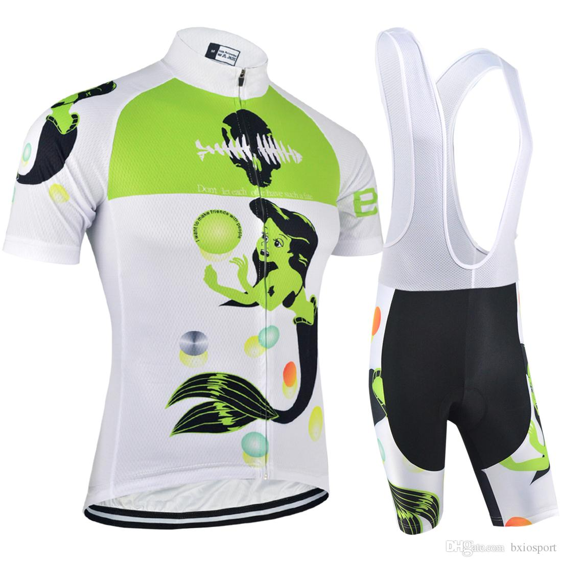 BXIO Brand Cycling Jerseys New Short Sleeve Mountain Bike Clothing ... 9acfe589f