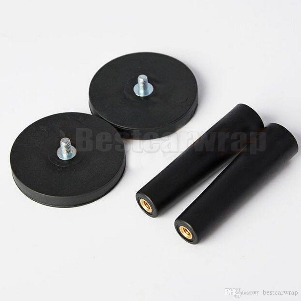 Gripper Magnets For Vehicle Wrap Sign making Car Wrapping Self Adhesive Vinyl Magnet Vehicle wrap Tools DHL