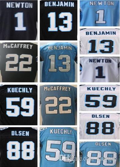 online retailer 1e239 71373 59 luke kuechly jersey stitched