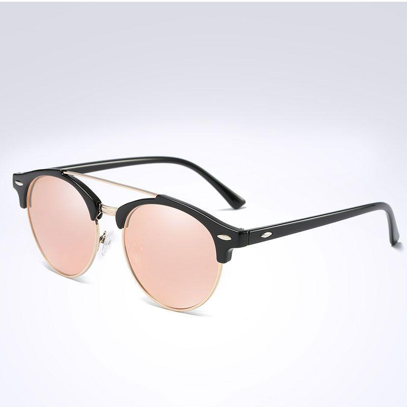 2aa77223f6 Polarized Round Sunglasses For Men Women Original Designer Unisex Fashion  Round Sunglasses Ladies Vintage Sunglasses For Driving Vuarnet Sunglasses  Bifocal ...