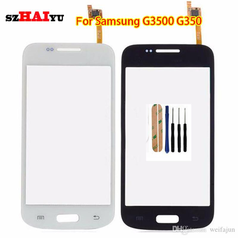 4 3 inch Touch Screen For Samsung Galaxy Core Plus G3500 G350 Sensor --  Tested Good Working Sensor Digitizer Assembly Tools