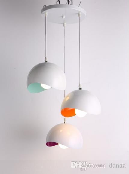 WOXIU candelabros Light Vintage Crystal Art moderno francés plafón de plástico titular de la lámpara * 3 restaurante pub decoración del hogar
