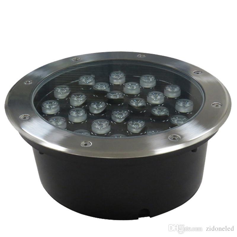 Led Lamps Buy Cheap Ac85-265v Ip68 3w 5w 7w 10w Buried Lamp Inground Lighting Outdoor Round Cob Led Underground Light Dc12v Garden Light Yard R G B