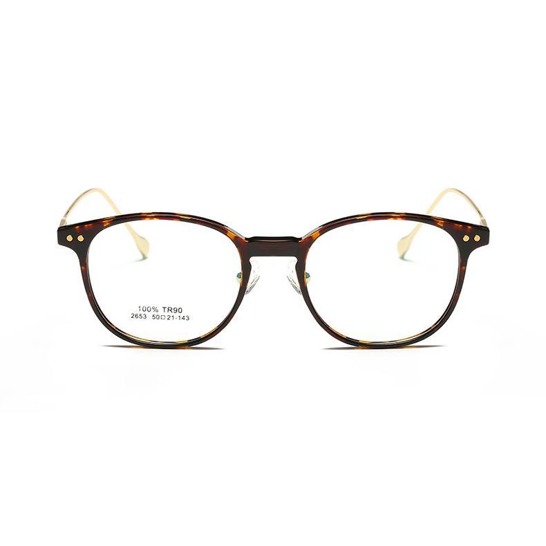 476478b70ede 2019 Wholesale G Forest Girl S Retro Korean Round Glasses Frame Males  Spectacle Frame TR90 Reading Glasses Eye Glasses Frames For Women 2653 From  Naixing