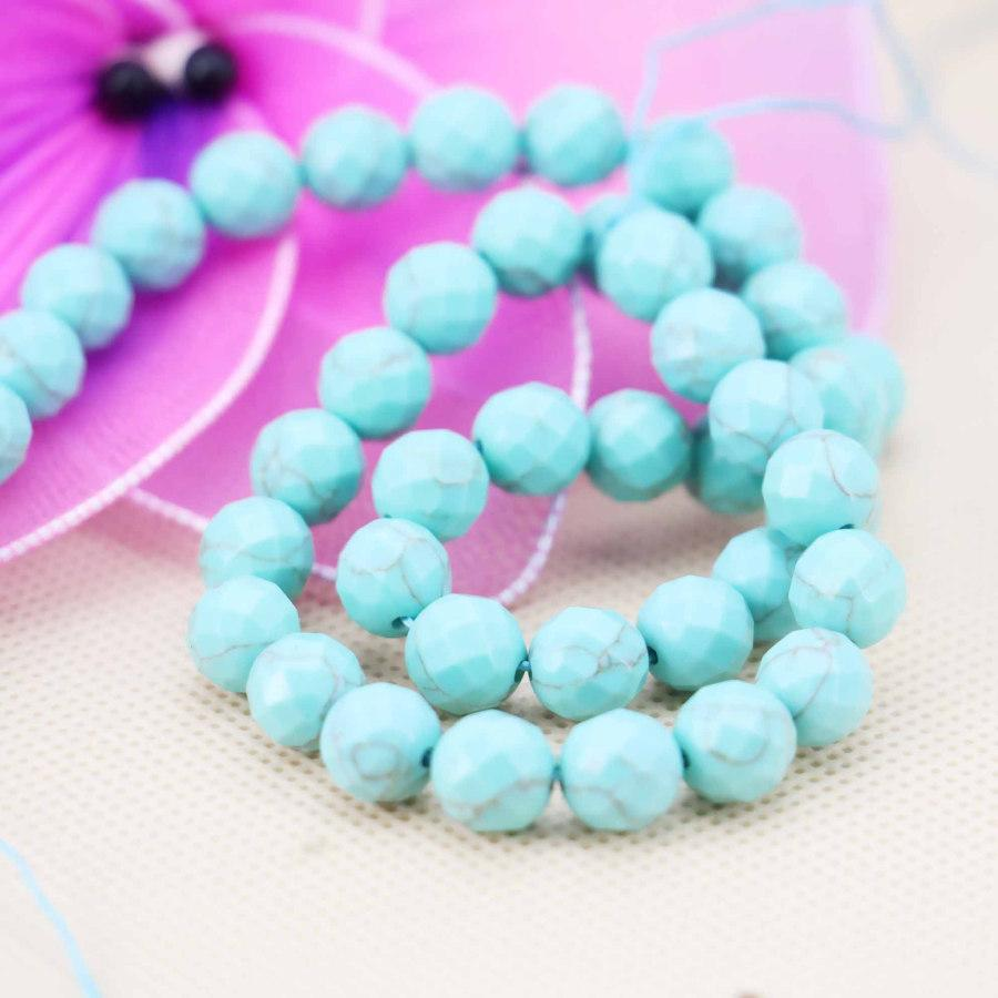 ee5eb69c33e3 Woman Accessories Natural Blue Turkey Turquoise Beads Jasper Stripe Stones  DIY Beads 15inch Jewelry Making Design Wholesale Fashion Jewelry New Online  with ...