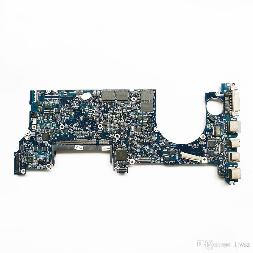 Für Macbook Pro A1260 Logic Platine 2,4 GHz T8300 820-2249-A 661-4960 Laptop Motherboard Anfang 2008 Vollständig getestet
