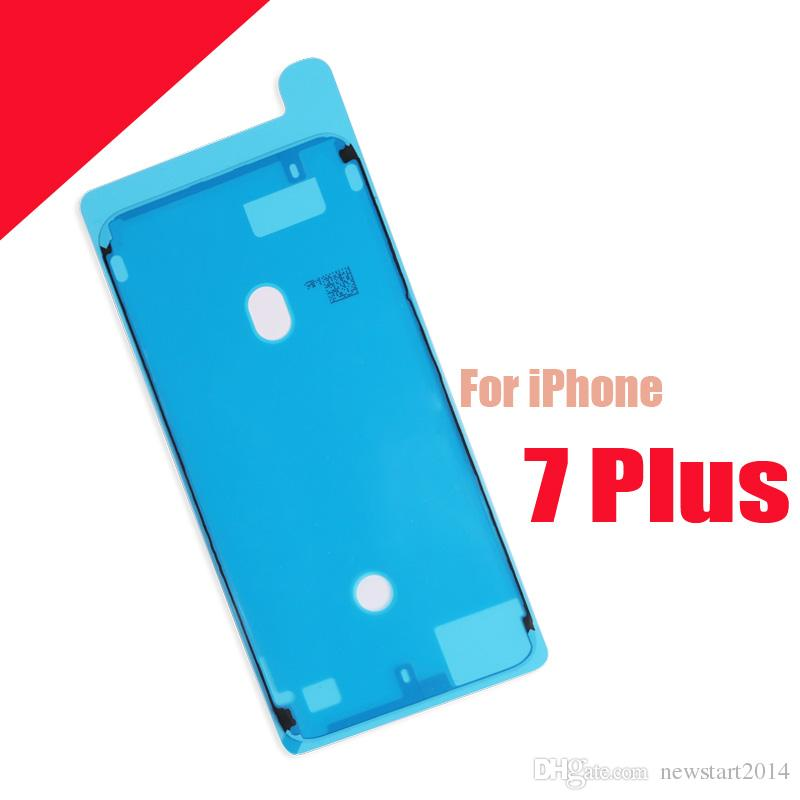NEW LCD Waterproof 3M Pre-Cut Adhesive Glue Tape Front Housing Frame Sticker For iPhone 7 4.7 7G Plus 5.5