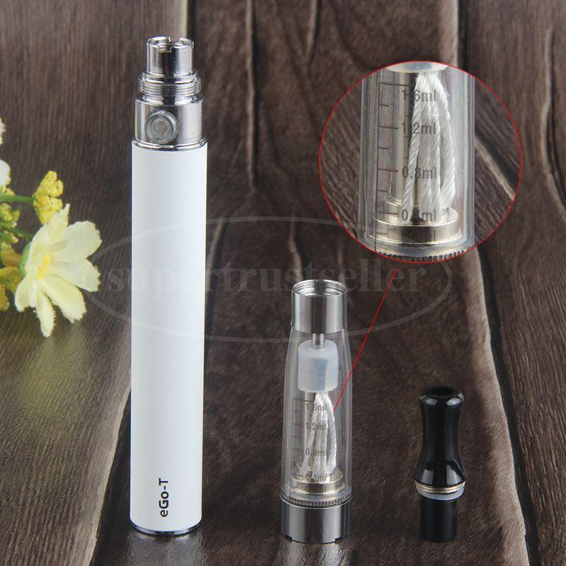 ego t vape pen starter kit 650 900 1100mah evod ce4 vaporizer blister kit 510 ecig tank e cigarette battery price
