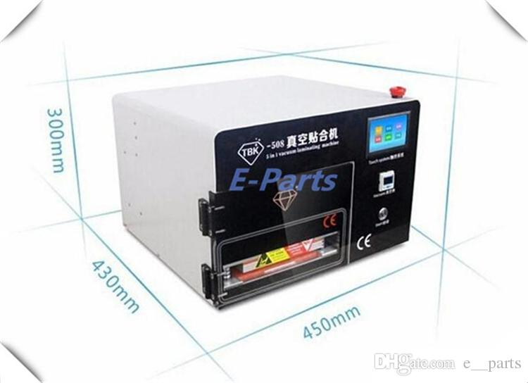 5 en 1 Oca Vide Stratification Debubble Autoclave Compresseur D'air pour Réparation LCD Écran Tactile Digitizer Affichage Séparateur Kit De Réparation