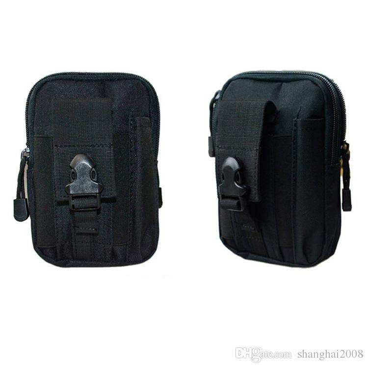 Universal Taille Gürtel Gürteltasche Sport Lauf Handy Fall Abdeckung Molle Pack Geldbörse Tasche Brieftasche, Stift, iphone Handy Notebook, Werkzeug