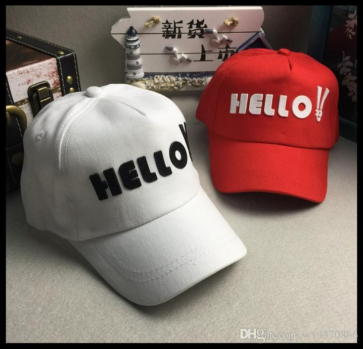 110c1a41258 Children S Big Children S Baseball Cap And The Hard Tongue Colour Cotton  Korean Version Of The Simple High Quality Custom Baseball Hats Army Hats  From ...
