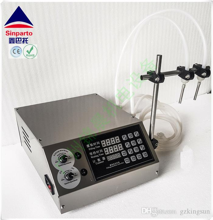 essential oil filling machine peristaltic pump packing machine liquid filler