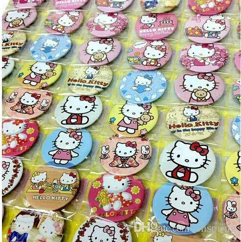 43900673c 2019 New Cartoon Pin Badges,Round Brooch Badge Kids Clothing Accessories  4.5 Cm A 37 From Cnspring, $9.45 | DHgate.Com