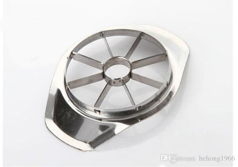 스테인레스 스틸 야채 도구 코어 슬리퍼 분쇄기 컷 사과 커터 이동 핵 과일 나이프 절단기 과일 분배기 결실 발전기 나이프 2 7rr r