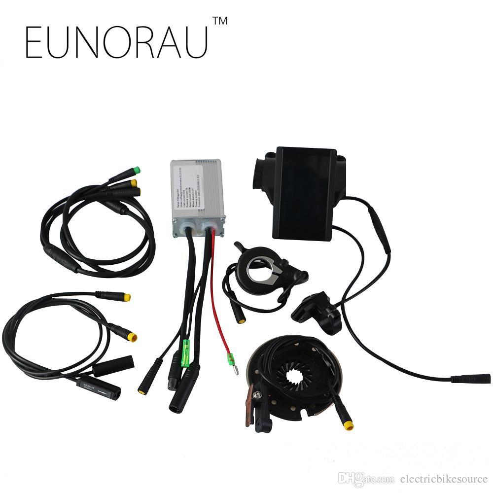 36V250W Electric Bike Hub Motor Kit System Electric Bike Motor Kit ...