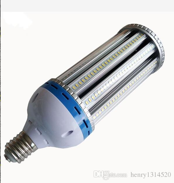 Ücretsiz Nakliye BOYUTU 120 W LED Mısır Lamba Beyaz / Sıcak Beyaz Enerji Tasarrufu sokak ışık bahçe ışık SMD 5730 led çip için kullanılan