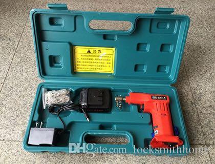 JSSY الكهربائية 25 دبابيس قفل اختيار بندقية الدمل قفل عثرة أداة الأقفال مجموعة lockpick اختيار بندقية