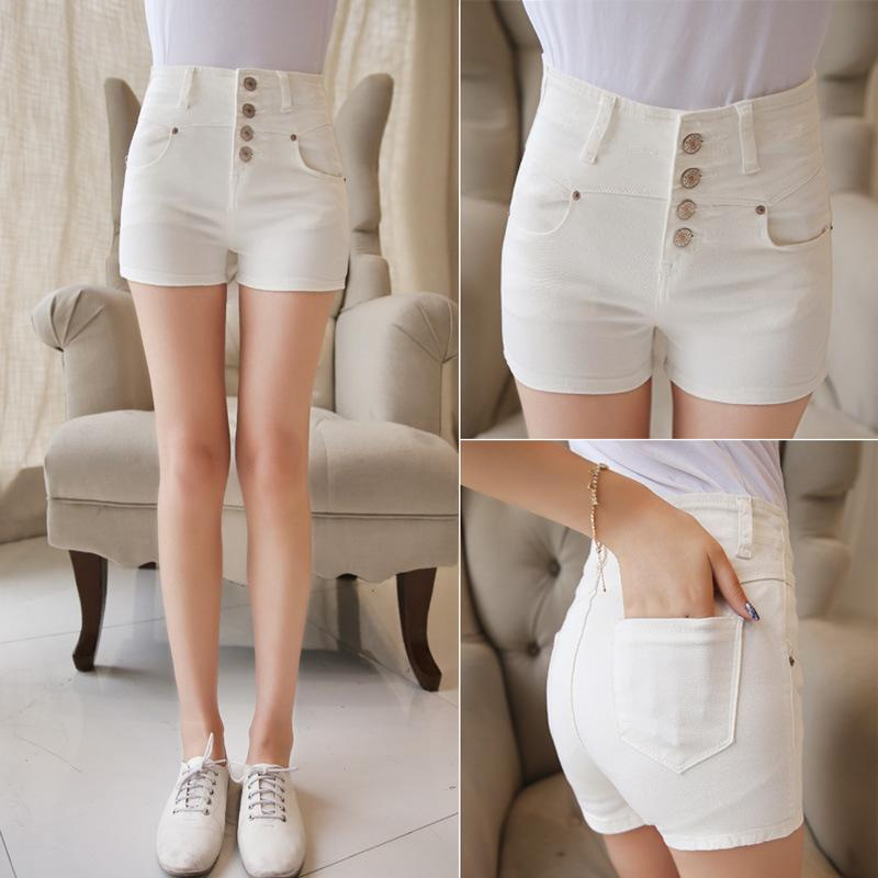 black short shorts womens