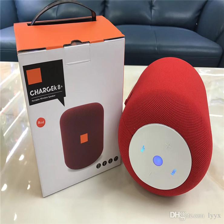 High-end Quality Wireles Bluetooth Speaker Charge K8 + Portable Large Portable Cloth Bluetooth Audio, The Best Sound Quality, Factory Direct