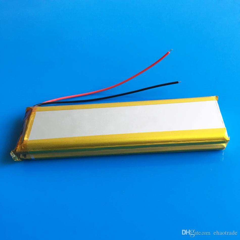 Модель 1640138 3.7 V 12000mAh литий-полимерный LiPo аккумулятор для DVD PAD мобильный телефон GPS Power bank камеры электронные книги Recoder TV box