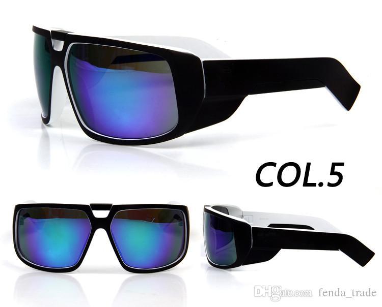 YENI Marka Erkekler Kadınlar için Bisiklet Sporları Açık Güneş Gözlüğü Güneş Gözlüğü Touring Yansıtıcı Lensler büyük çerçeve güneş gözlüğü kaliteli A + + + ADEDI = 10