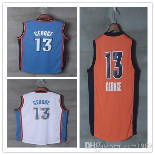 9c26c265330 ... 2017 2017 mens new 13 paul george jersey cheap jerseys 100 stitched  fast shipping from cam1989