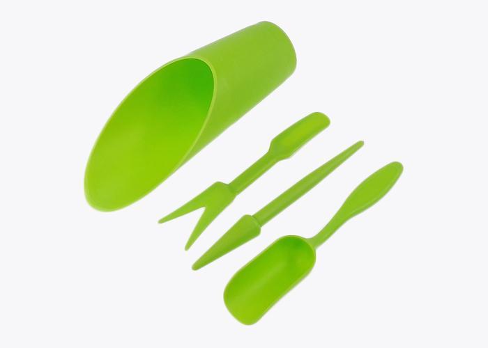 En gros / Chaque comprend 1 scoop 1hole perforateur 1shovel tasse Creuser Semer des outils d'aide à la plantation pour la maison Jardin