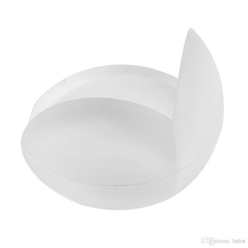 Protetor de Silicone de segurança do bebê criança tampa de proteção de canto de mesa crianças borda anticolisão protetores de canto protetor de móveis