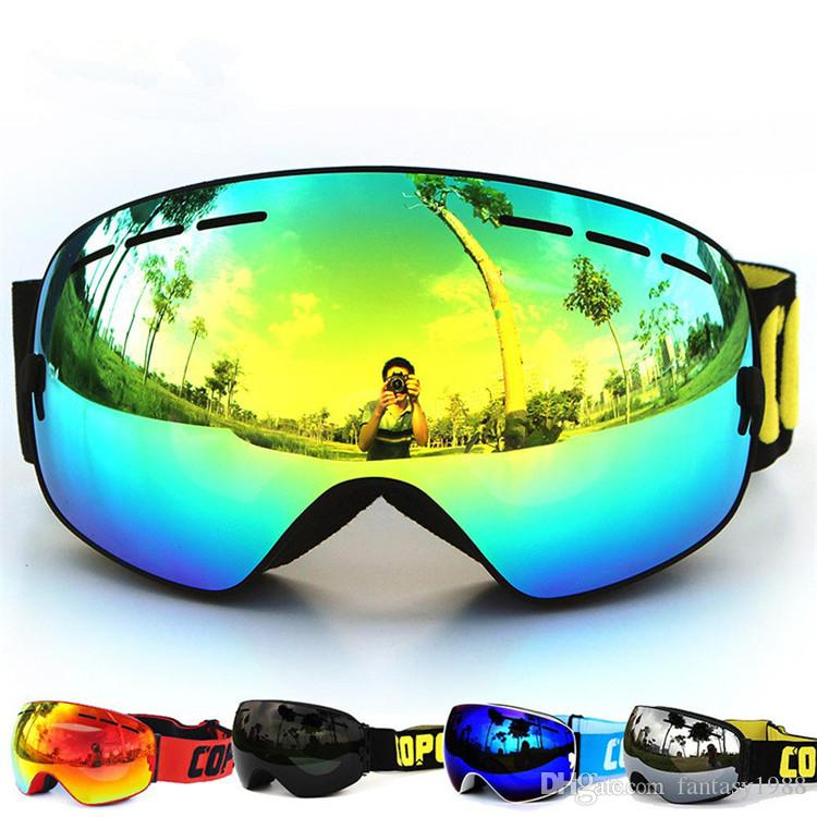 Free DHL/Fedex Shipping Outdoor Sport Cycling Eyewear Motorcycle Wind Skiing Glasses Radiation Protection Ski Goggles PC UV PTU