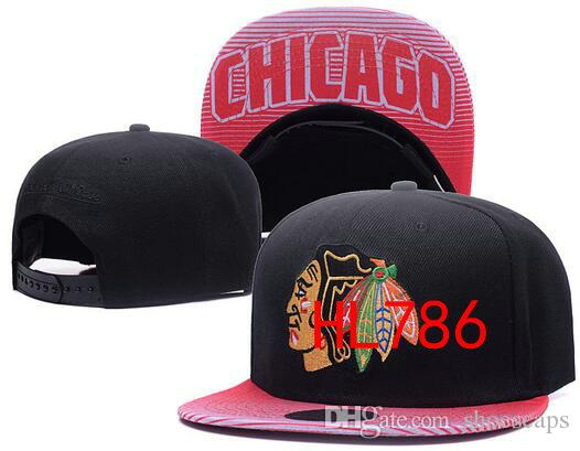 Wholesale Chicago Blackhawks hats Embroidery caps Snapback Caps adjustable  hats for men Women snapbacks cap 2d0fe614c8