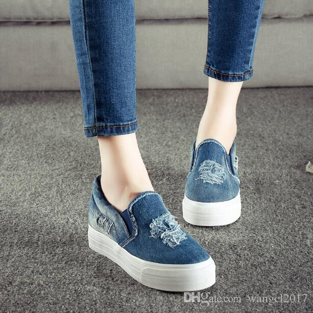 latest fashion casual shoes girls sneaker low top shoes