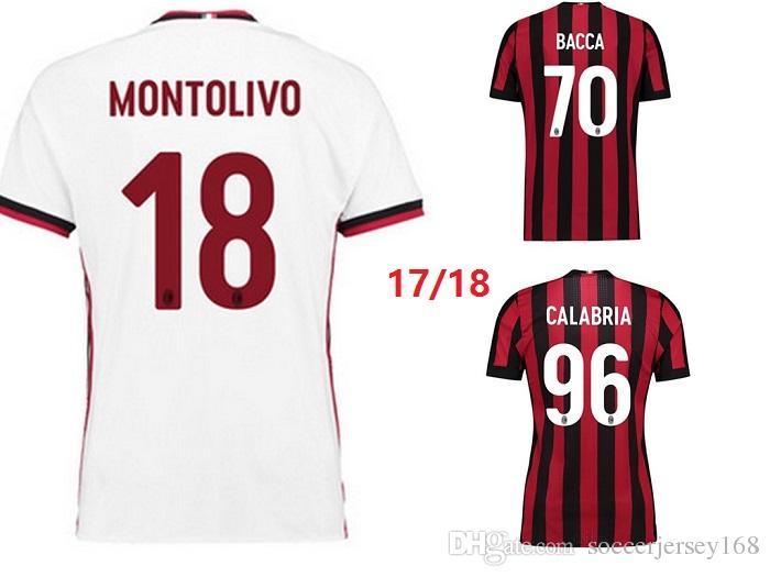 Maillot Domicile AC Milan acheter