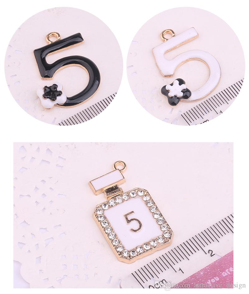 Handmade DIY Pendants Necklace 2018 HOT Christmas Children Birthday Gift Beads Jewelry Findings Charms D021