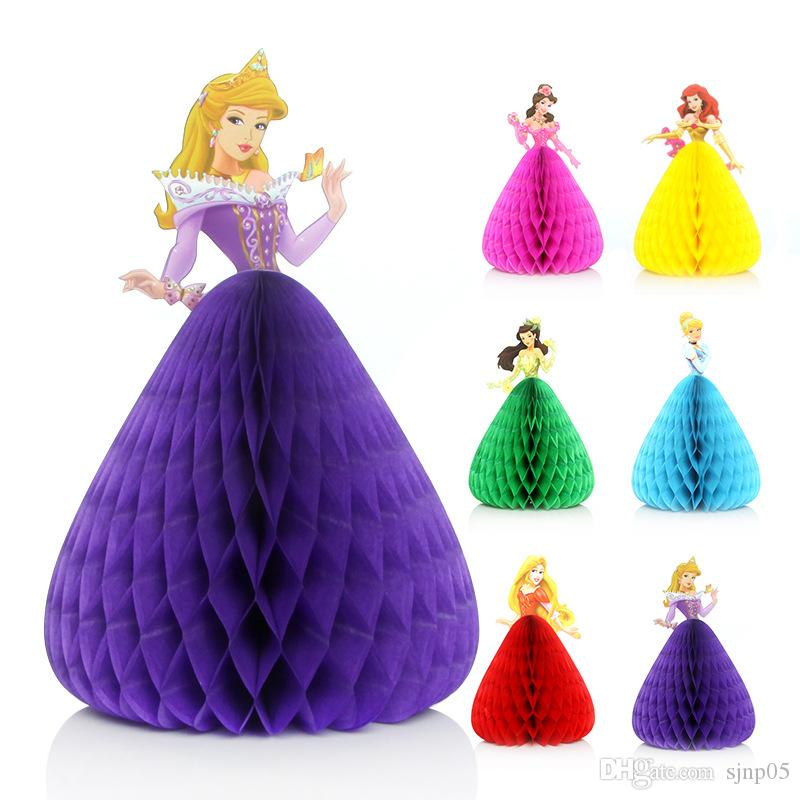 New Creative 3D Dancing Princess Gift Paper Cards Children Birthday Invitation DIY Greeting Card Wedding Party Blessing NZ 2019 From Sjnp05