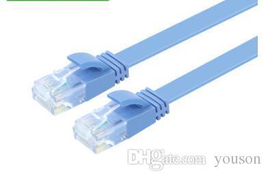 High Quality Cat6 Internet Flat Cable Cord Rj45 Lan Network ...