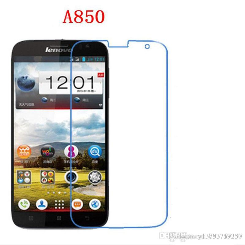 Phone Film For Lenovo A850 Tempered Glass 9h Protective Touch Screen Protector Clear From