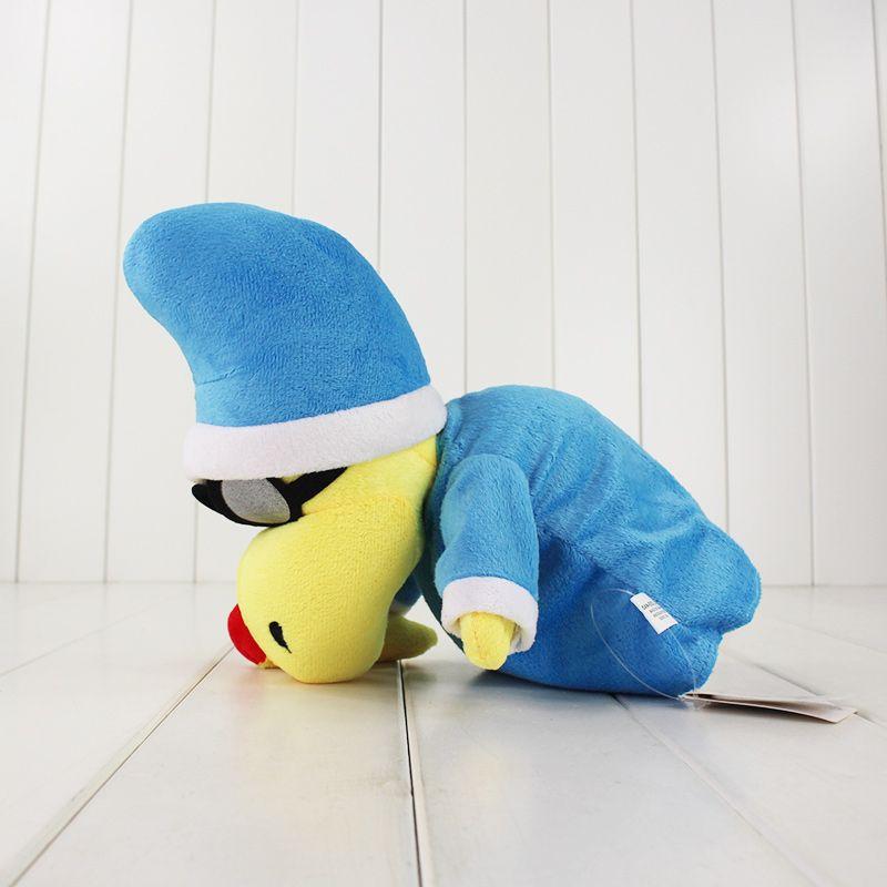 "New Super Mario Bros. World Plush Magikoopa Kamek Soft Toy Stuffed Animal 11"" Retail"