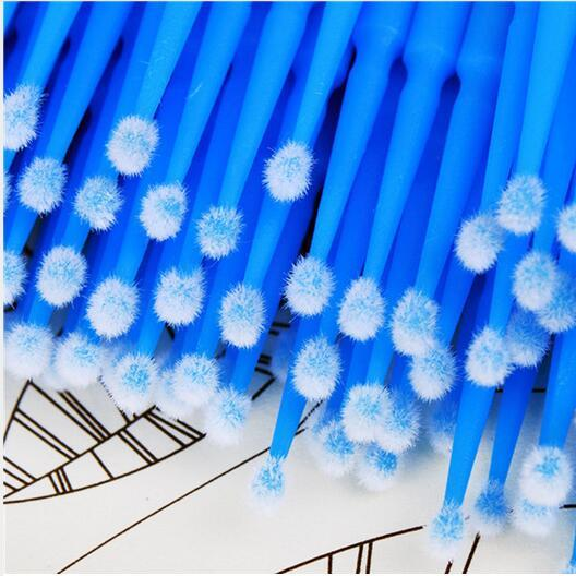 Hot Durable Micro Disposable Eyelash Extension Private Label Individual Applicators Mascara Brush For Women beauty tools
