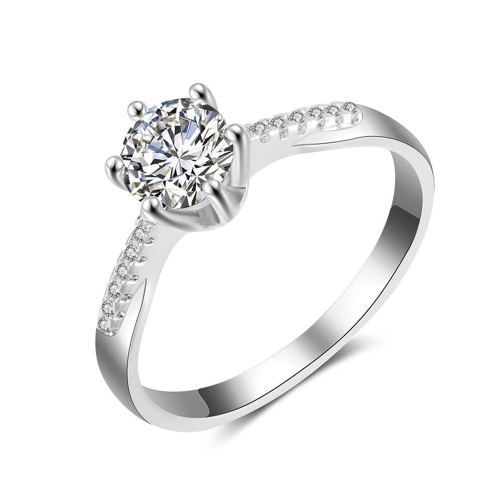 Gold Wedding Ring Price: 2018 Price 1 Carat Diamond Engagement Ring Gold Wedding
